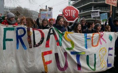 Jugendliches Engagement: Fridays for Future!