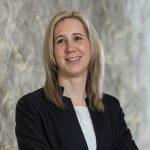 Andrea Götte, intermistische Leiterin der Kommunikation