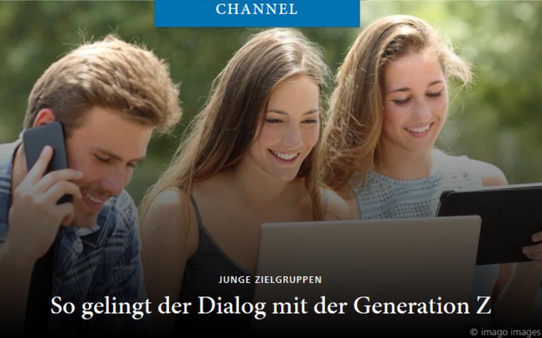 Junge Zielgruppen: So gelingt der Dialog mit der Generation Z
