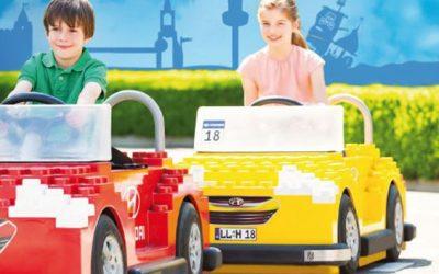 Der Führerschein mit 3 Jahren – bei Hyundai und Legoland möglich!