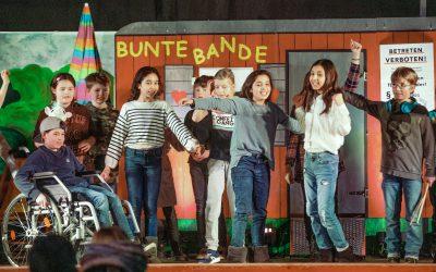 Der Bunte Bande-Musical-Koffer der Aktion Mensch