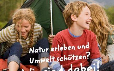 Kinder und Jugendliche werden Naturschützer!